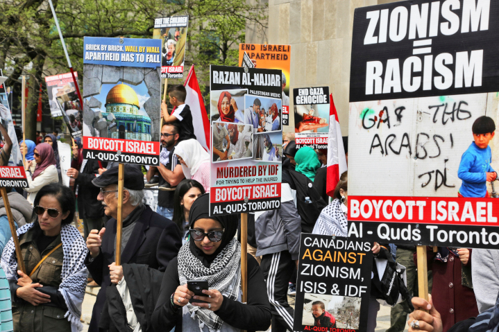 By the standard definition of anti-Semitism, now accepted by dozens of nations and the U.S. Departments of State and Education, attacks on Israel that use delegitimization, demonization and double standards—such as unfounded claims of racism and apartheid—are anti-Semitic.