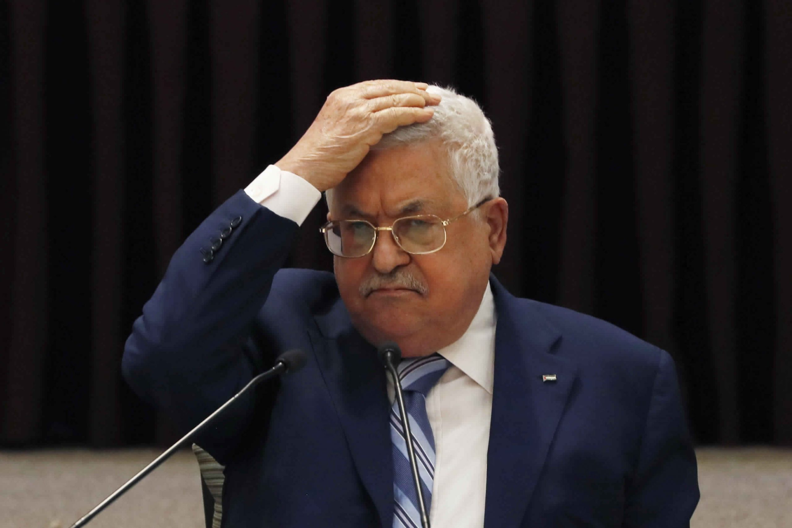 "Palestinian President Mahmoud Abbas' Headache: Abba meets with his leadership to discuss the new Israel-United Arab Emirates treaty, which leapfrogs the Palestinians' failed land-for-peace formula and utilizes a fairer, more practical ""peace-for-peace"" approach."