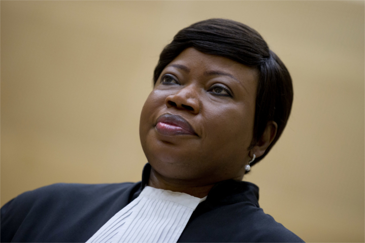 "Chief Prosecutor of the International Criminal Court (ICC), Fatou Bensouda, announced her intention to begin investigation of Israel for alleged war crimes, including the ""crime"" of Israelis living in Jerusalem and in their ancient homeland of Judea-Samaria. The complaint was made by ""Palestine,"" which is not a state, against Israel, which is not a member of the ICC."