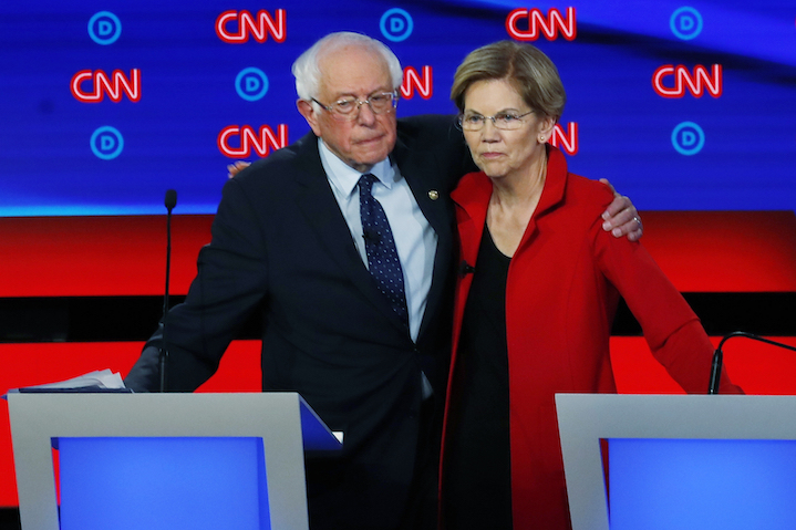 U.S. Senators Bernie Sanders and Elizabeth Warren—both Presidential candidates—recently said U.S. aid to Israel should be cut because Israel's communities in Judea-Samaria (the West Bank) prevent a Palestinian state. FLAME's editorial positions published in mainstream media, help debunk such false assertions.